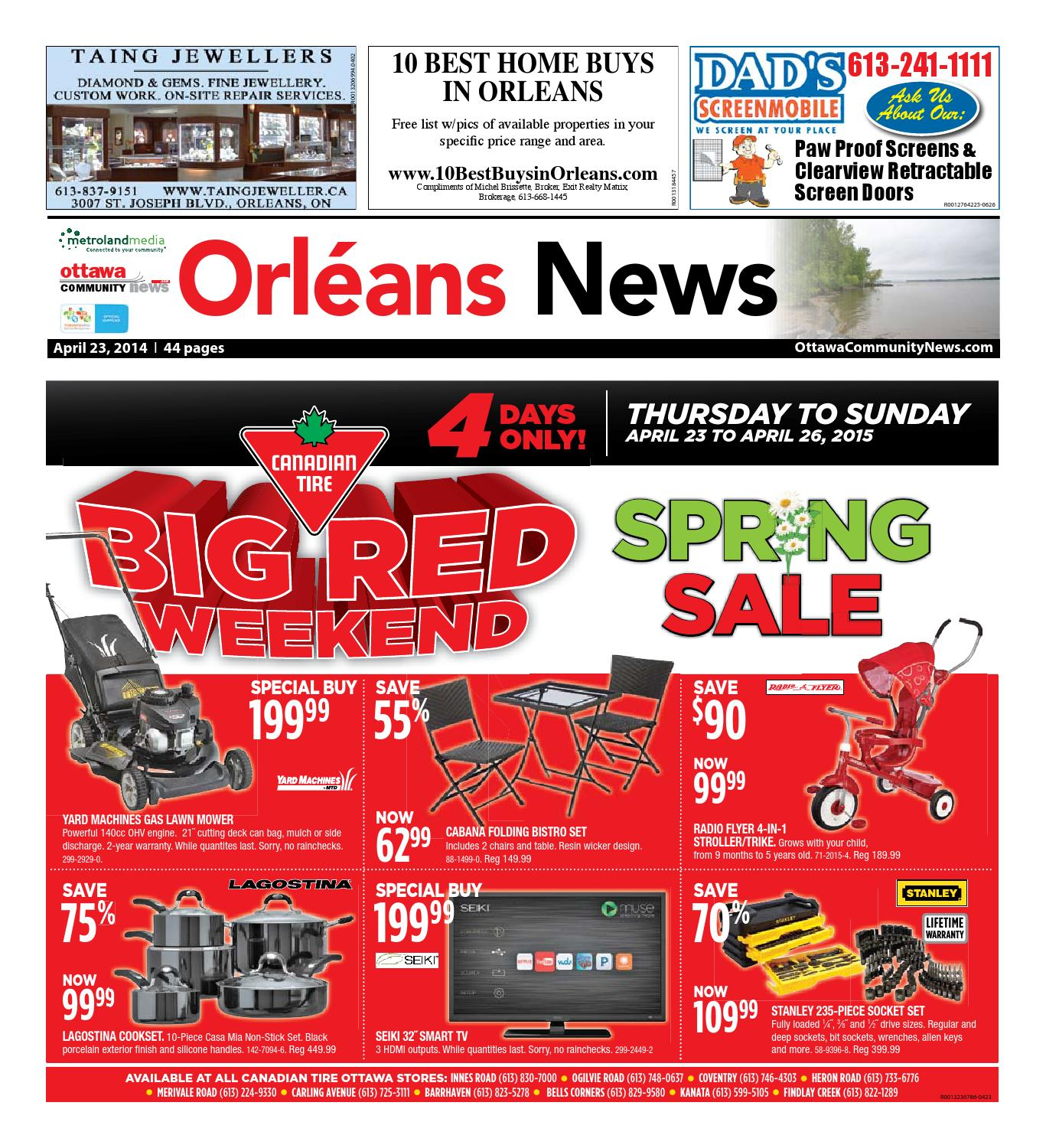 Orleans 0423 by Metroland East Orleans News issuu