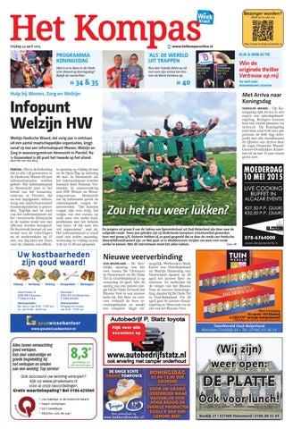 Wegener Kompas Week17 Issuu Vrijdag Het By PkiXZu