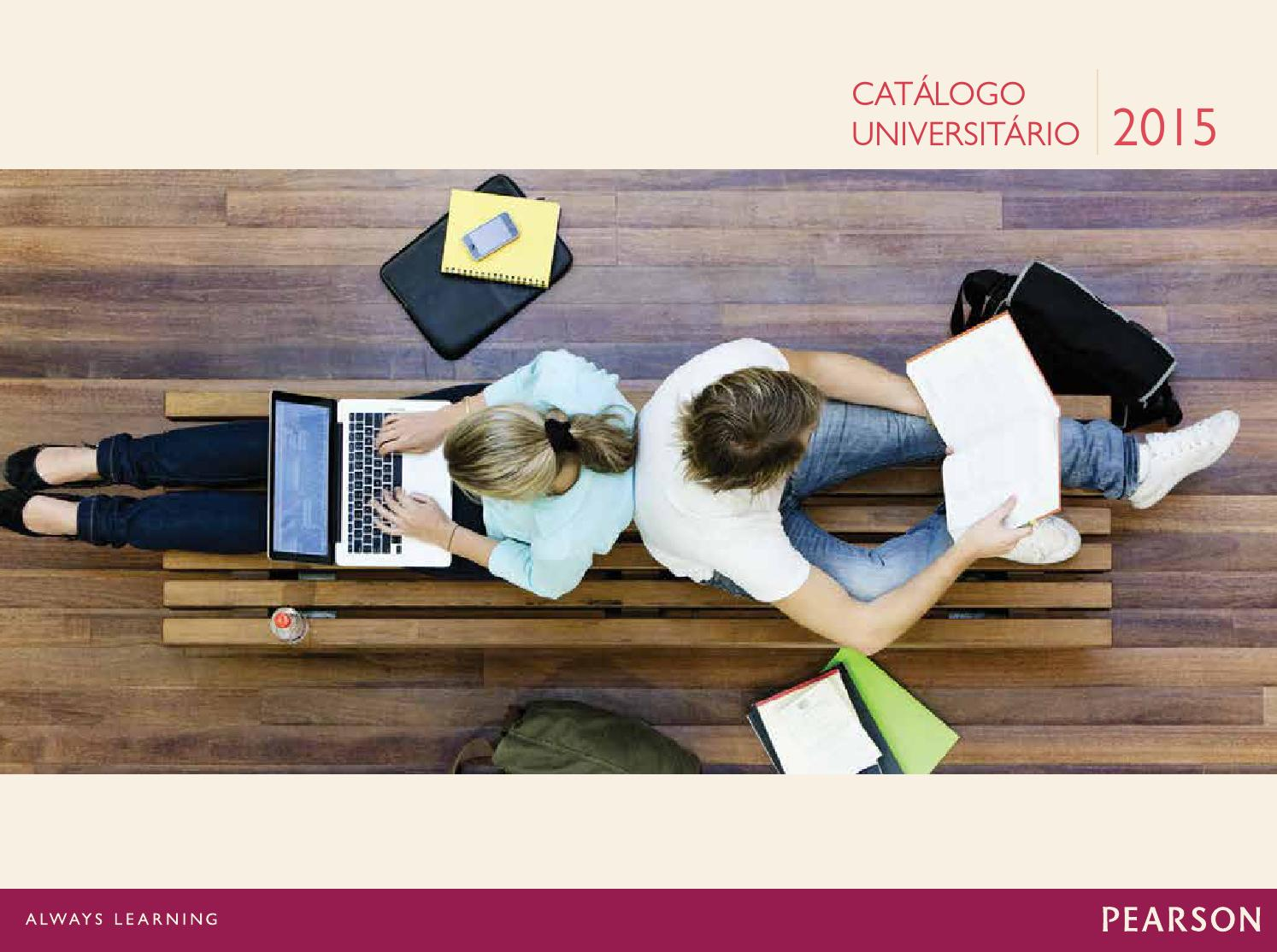 Catlogo universitrio 2015 by marketingpearson issuu fandeluxe Images