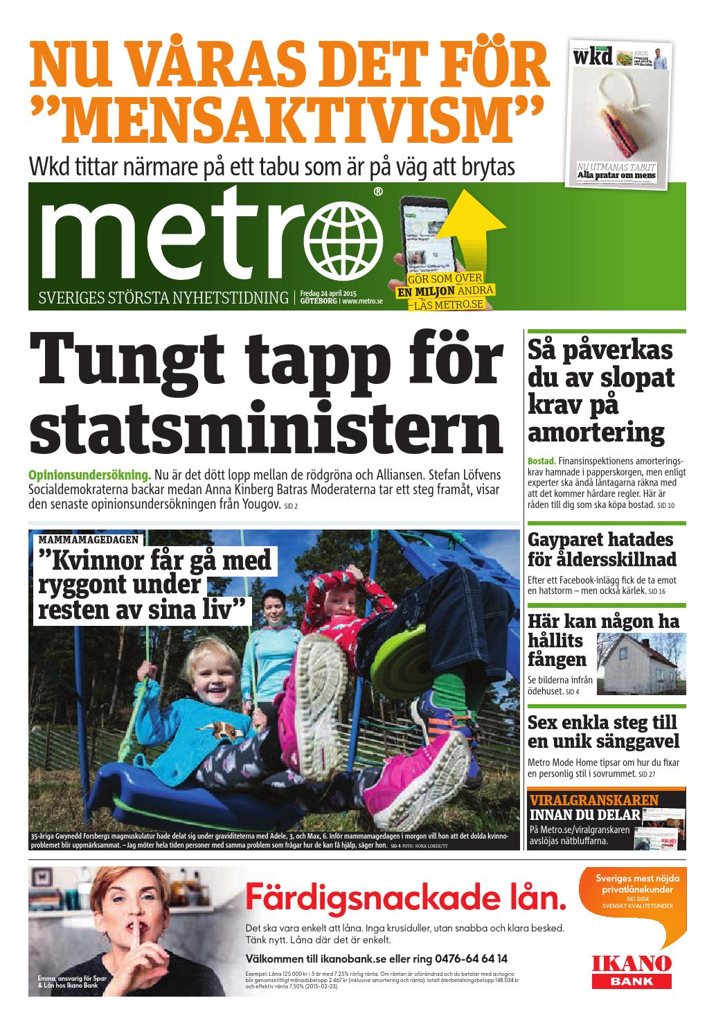 49c67518d77 20150424_se_goteborg by Metro Sweden - issuu