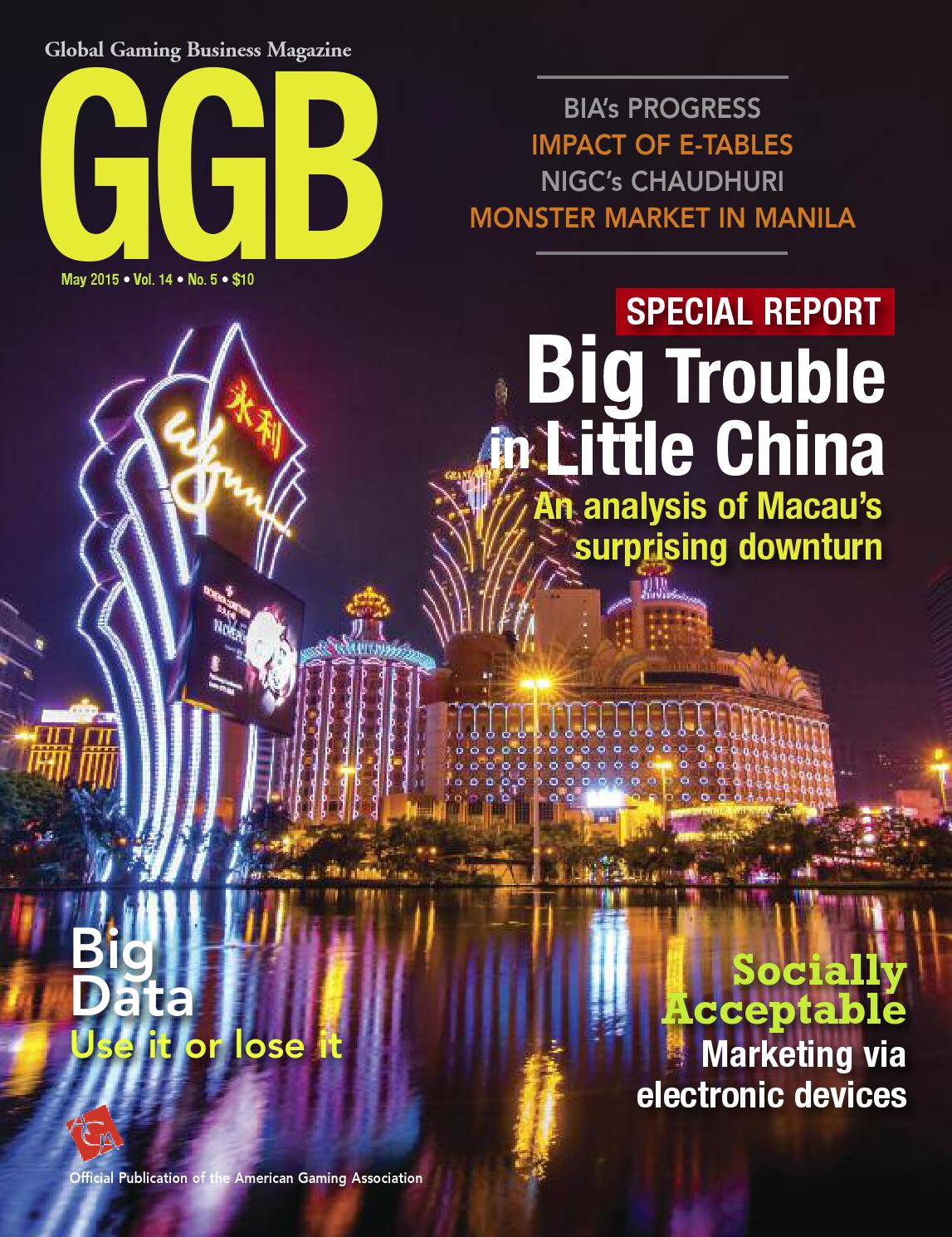 Global Gaming Business May 2015 By Issuu Short Circuit Slot Machine Williams Wms Machines Reel Gambling