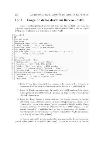Inmersión En Python 3 By Eslibre Com Issuu