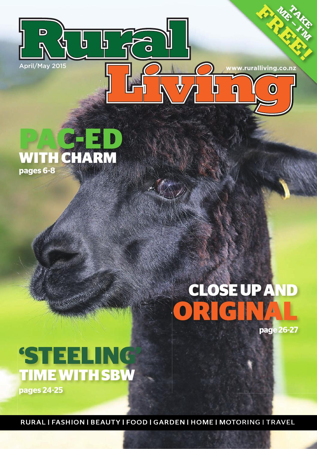 Rural Living April May 2015 By Times Media Issuu Electric Fencing For Dummies Features Horsetalkconz