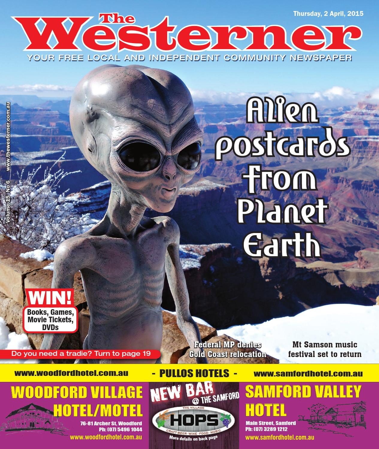 The Westerner, 2 April 2015 by The Westerner - issuu