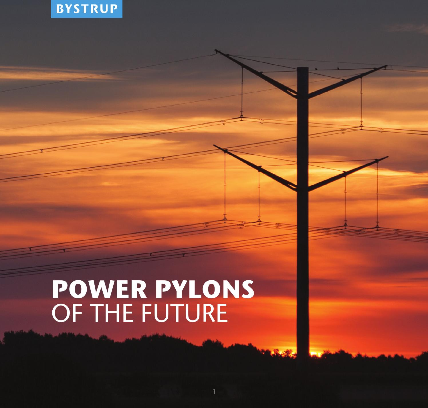 power pylons of the future 3rd edition by bystrup issuu