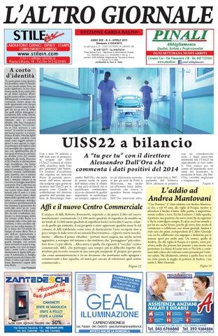 Garda Baldo Edizione Aprile 2015 by IsCharlie issuu