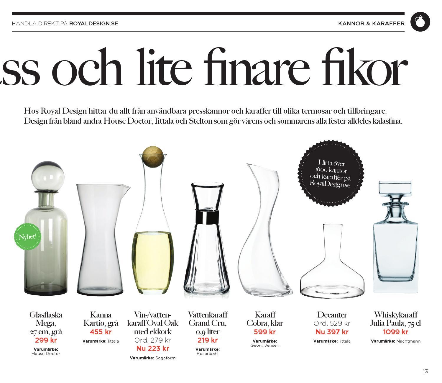 Mon Amie Kopp, 14 cl - Rörstrand @ RoyalDesign.se