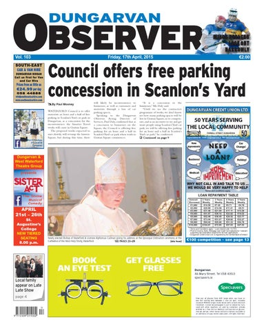 Local Historical Newspapers - Waterford City & County Council