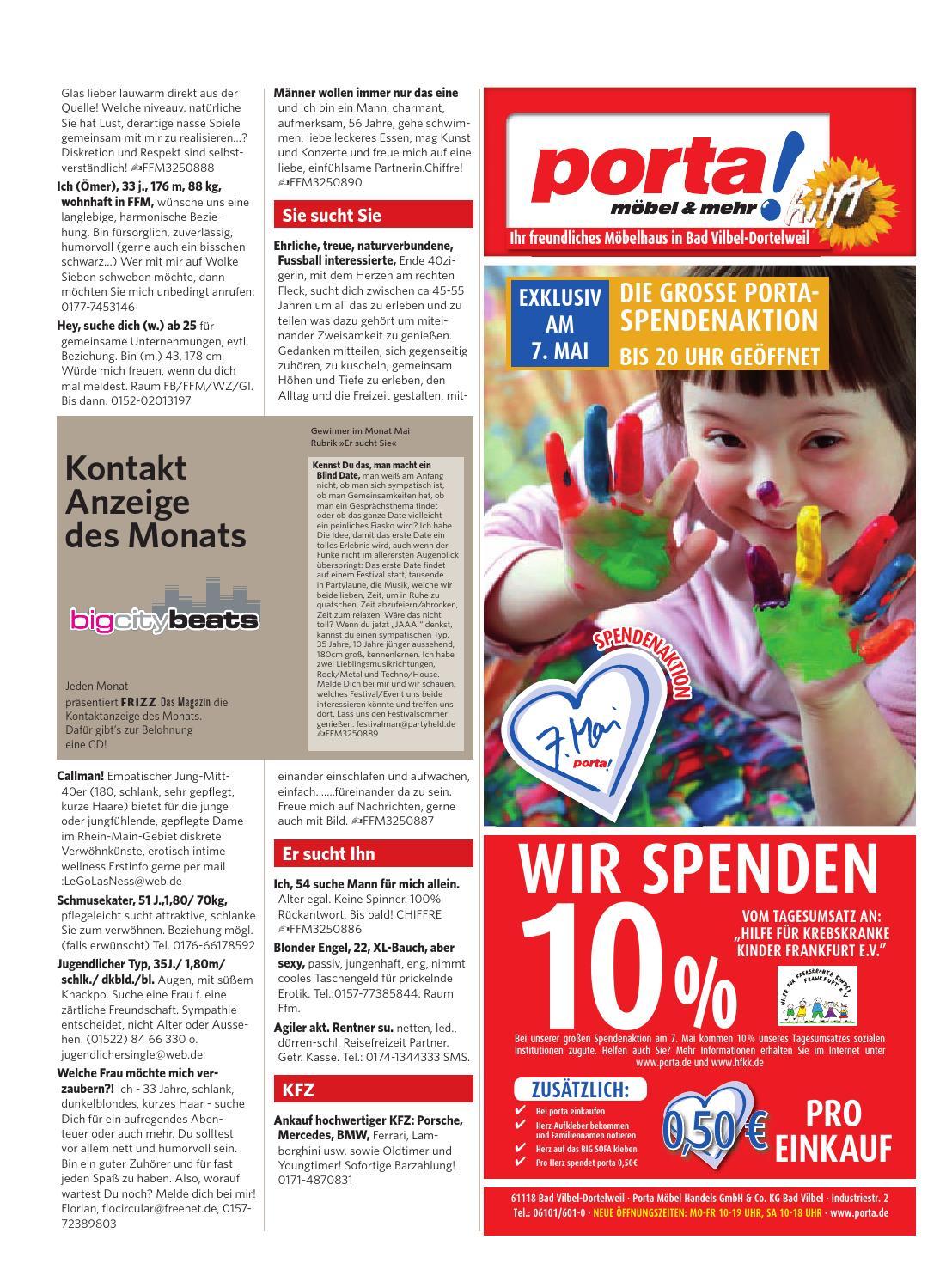 Frizz Das Magazin Frankfurt Mai 2015 By Frizz Frankfurt Issuu