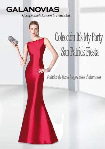 Catalogo Digital Vestidos De Fiesta By Galanovias Issuu