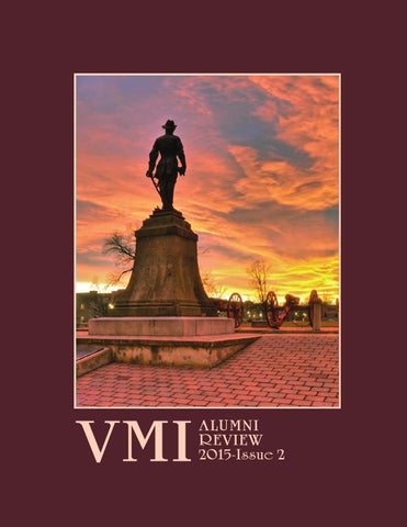 974ed067222e1 Alumni Review 2015 Issue 2 by VMI Alumni Agencies - issuu