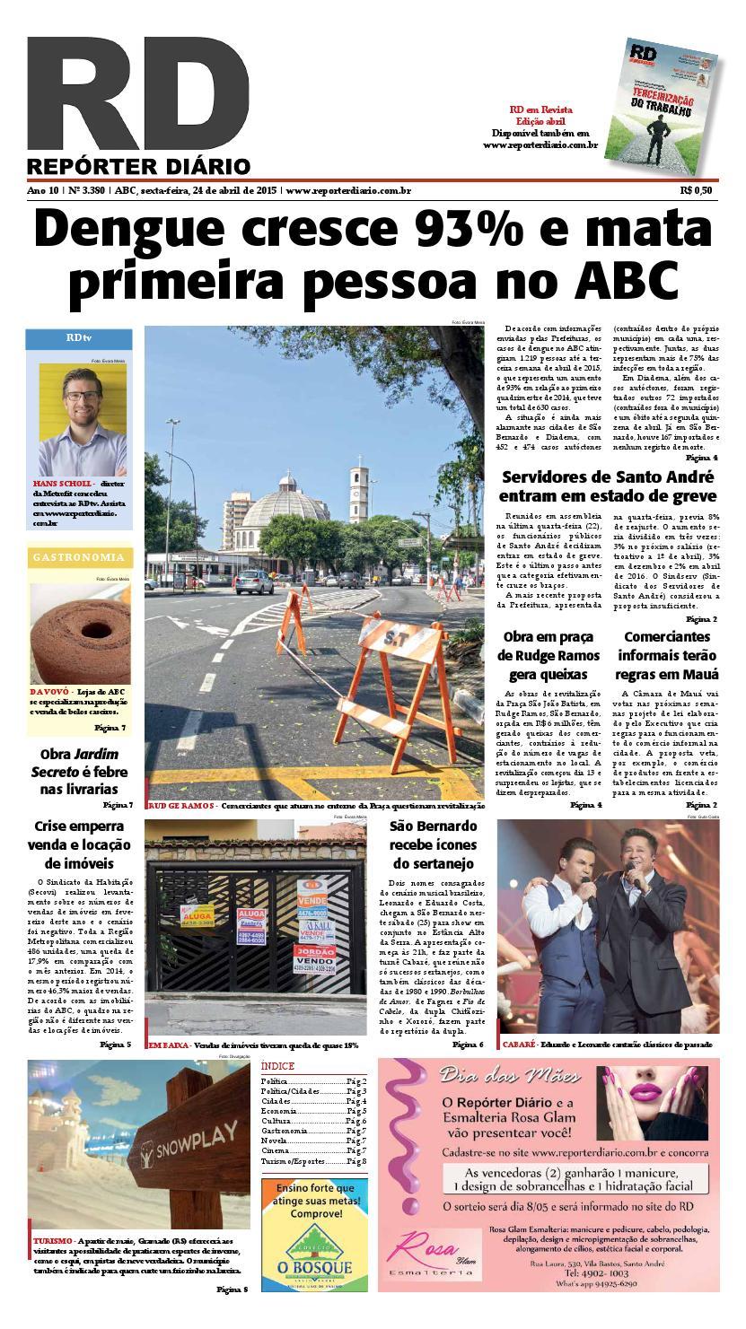 Edição 24042015 by Repórter Diário - issuu