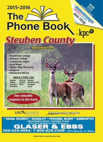 Steuben County Yellow Pages 2015-2016 by KPC Media Group - issuu 40444c0ef35