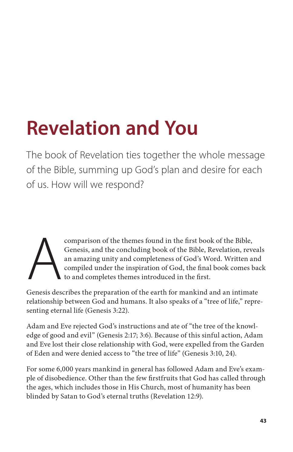 The Book of Revelation: The Storm Before the Calm by Life