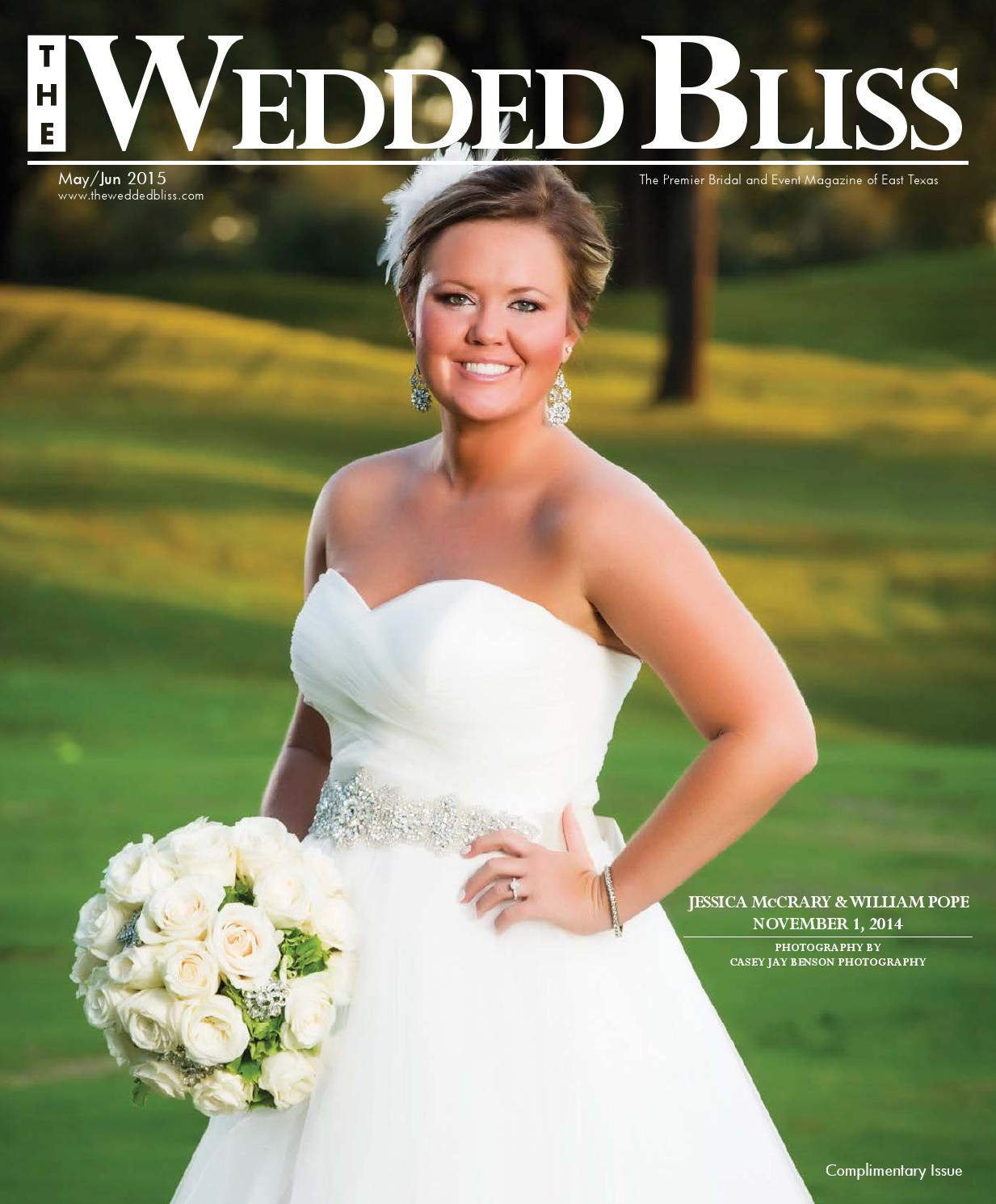 The Business of Wedded Bliss