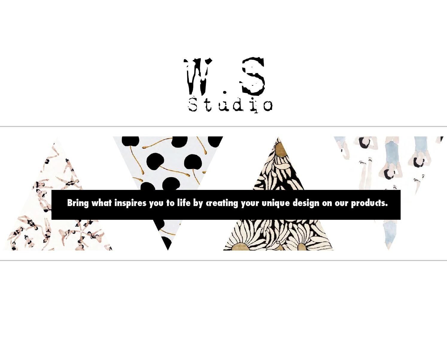 Ws studio strategic marketing plan by daisy zhang issuu fandeluxe Image collections