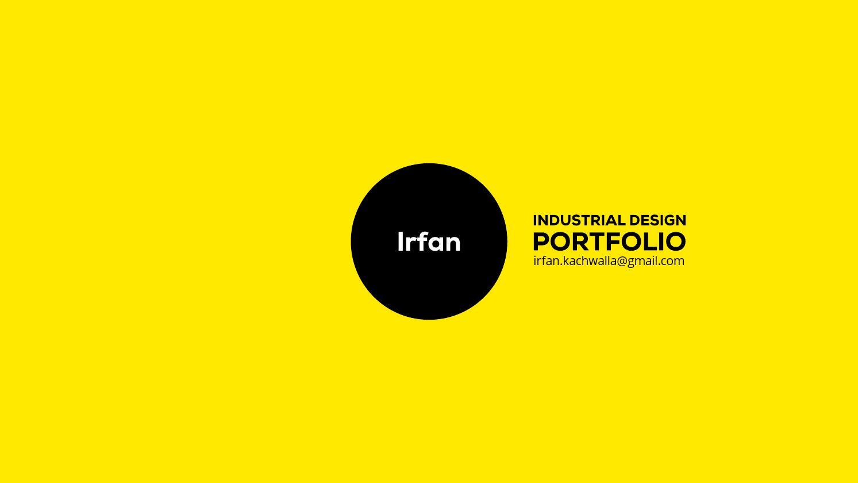 Industrial Product Designer Portfolio