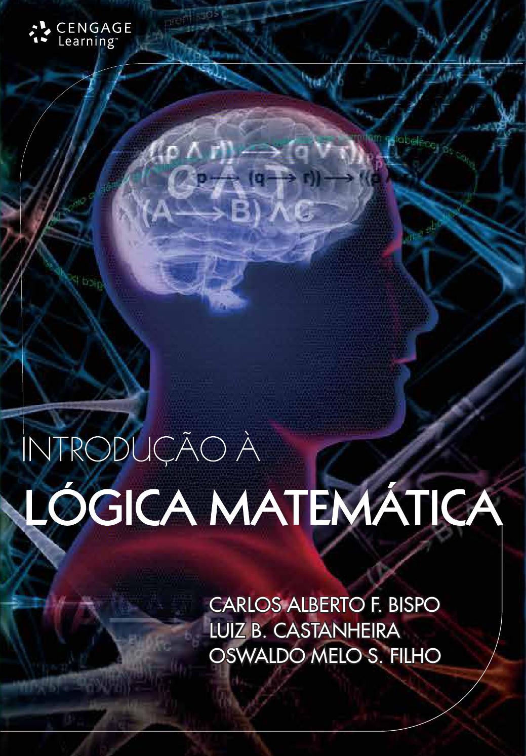 Introdução à Lógica Matemática by Cengage Brasil - Issuu