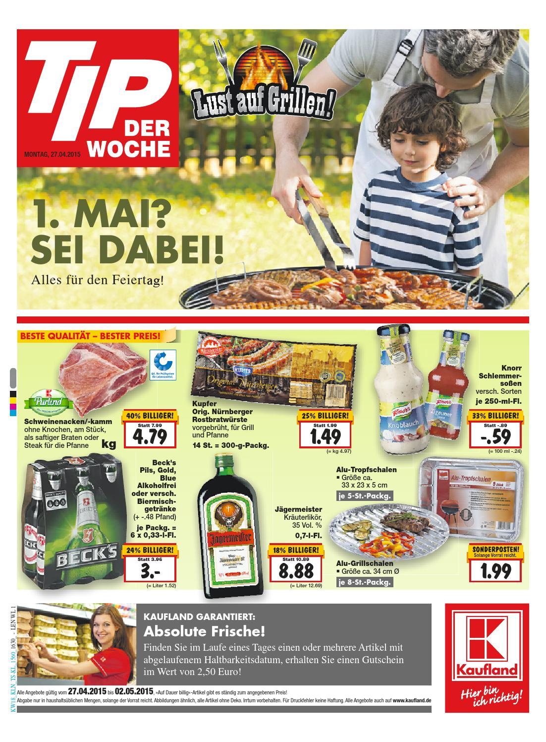 Kaufland Angebote ab Montag 27.04.15 by Onlineprospekt - issuu