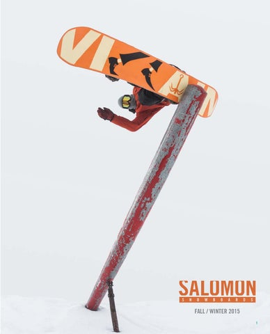 3988a5f05a70 Salomon snowboards 1516 by zuzupopo.snow - issuu
