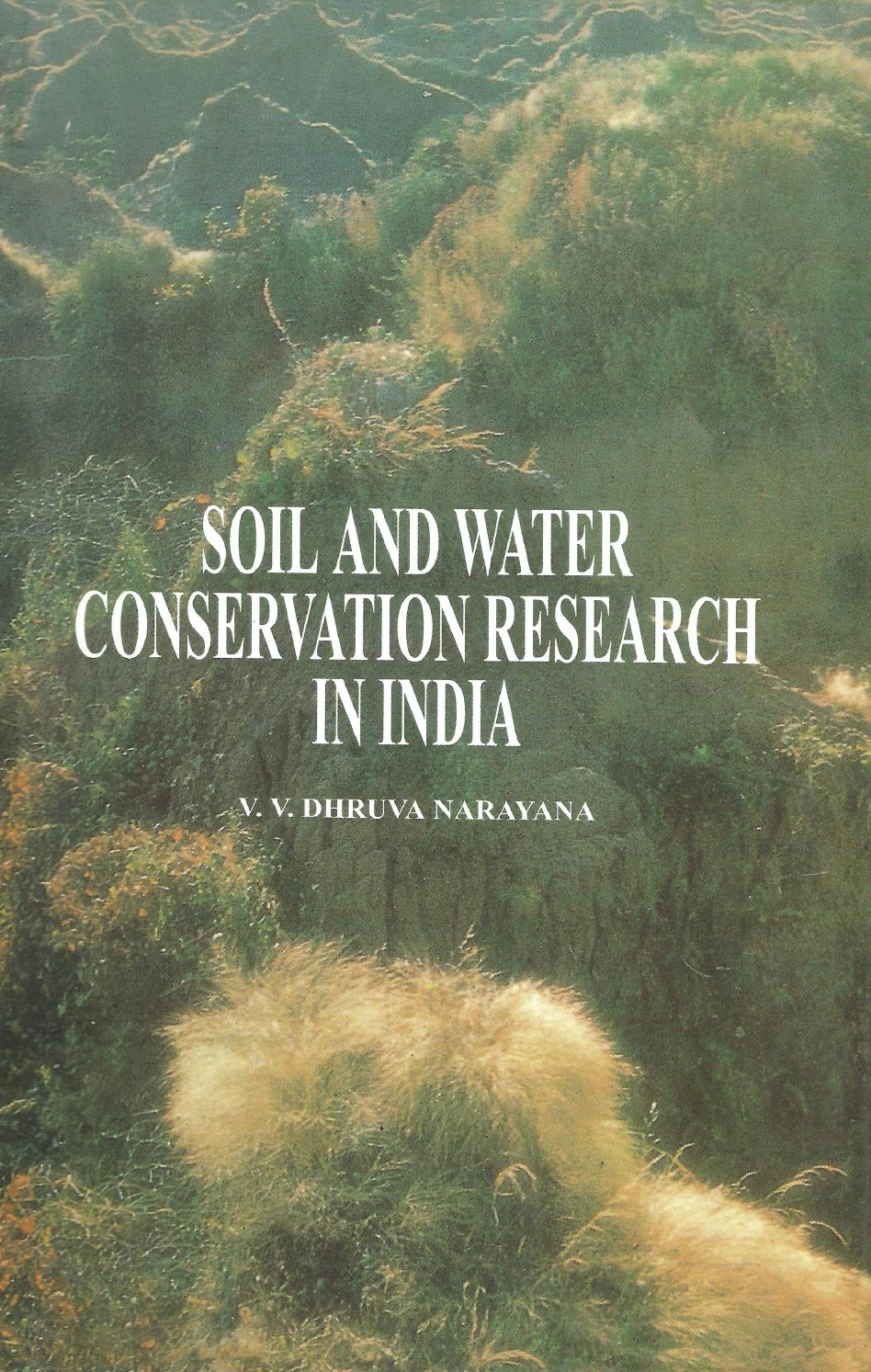 Soil and water conservation research in india by kisan for Soil and water conservation