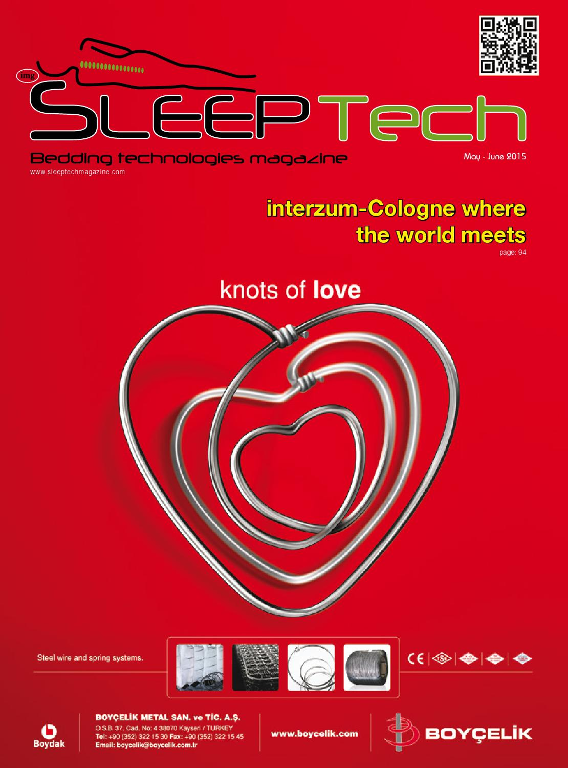9f99763d0b3 Sleeptech   May-June 15 by Sleep Tech - issuu