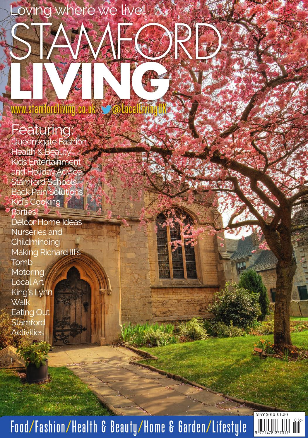 Stamford Living May 2015 by Best Local Living - issuu