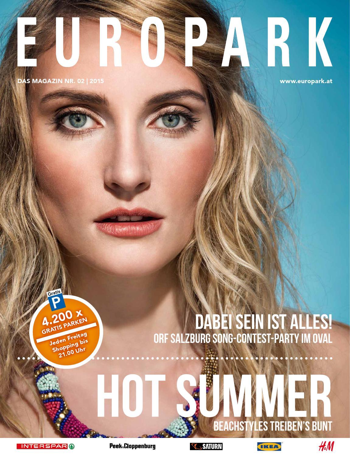 EUROPARK MAGAZIN 18/18 by EUROPARK Salzburg   issuu