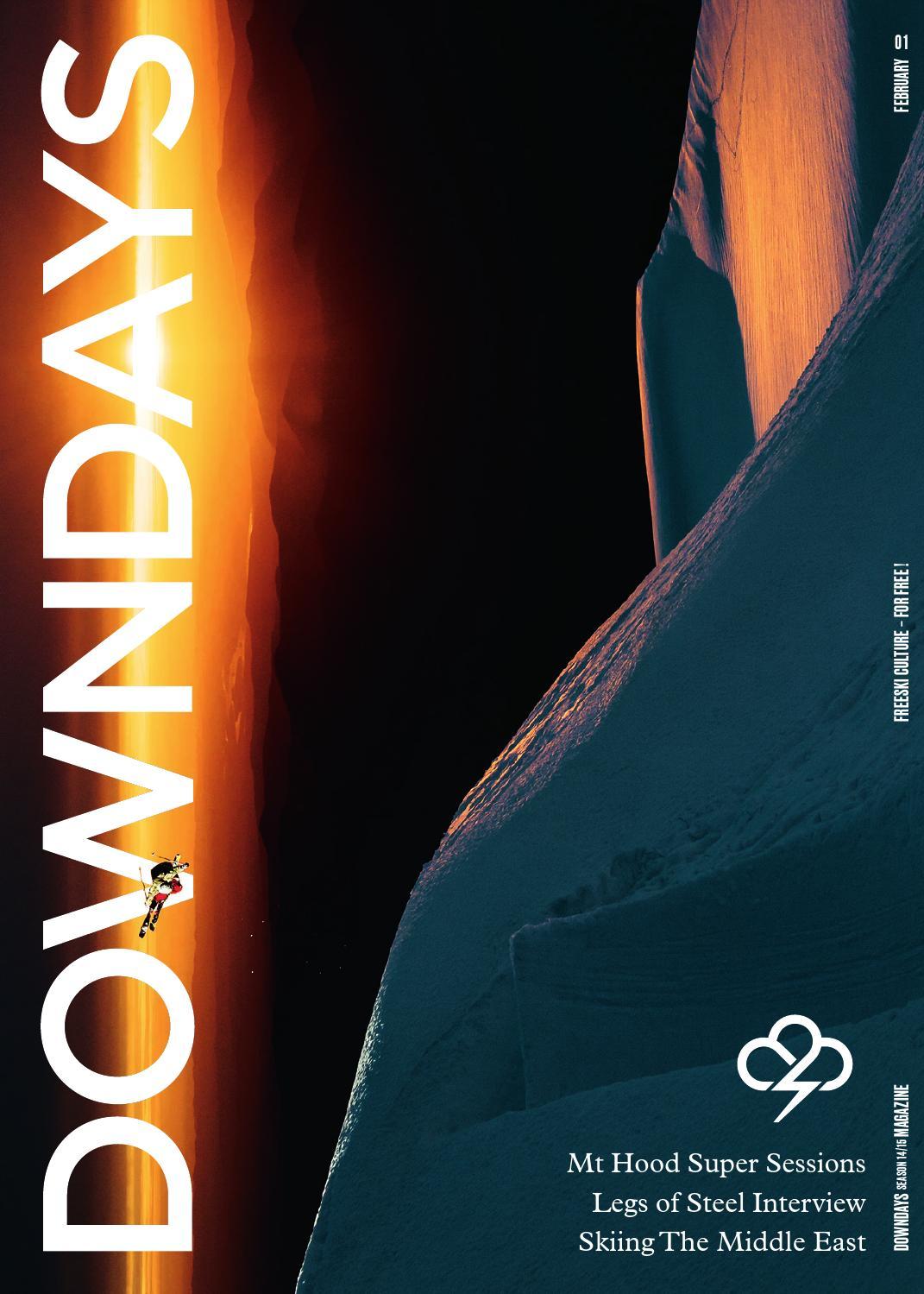 Downdays Magazine — February Issue 2015 — ENGLISH by
