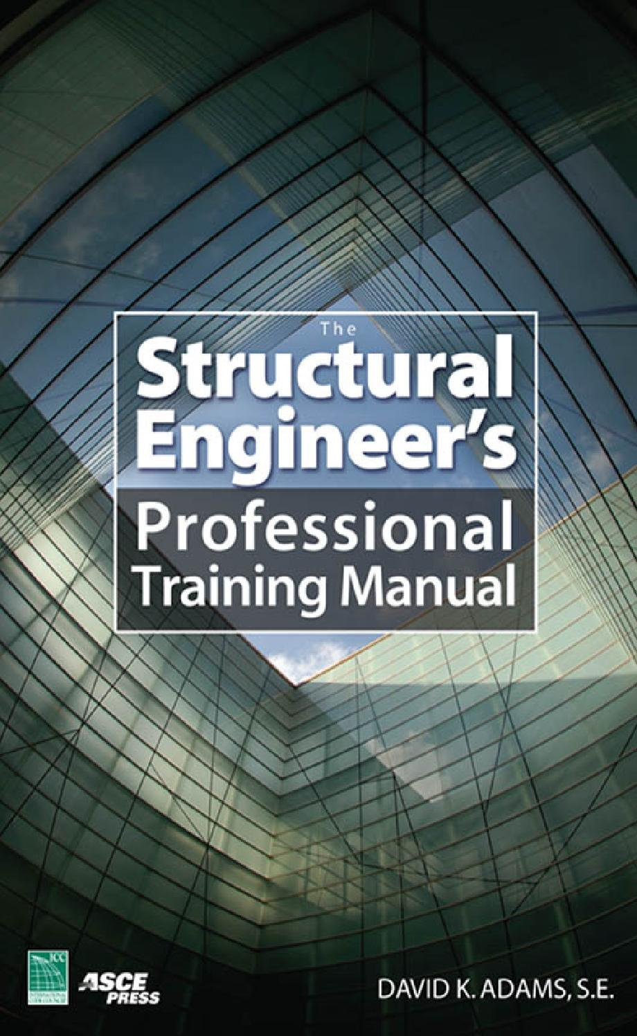 Structuralengineersprofessionaltrainingmanual 140502061635 for I need a structural engineer