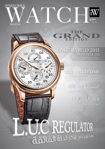 4081b9416c0f9 International Watch Middle East by WATCHOOGLE - issuu