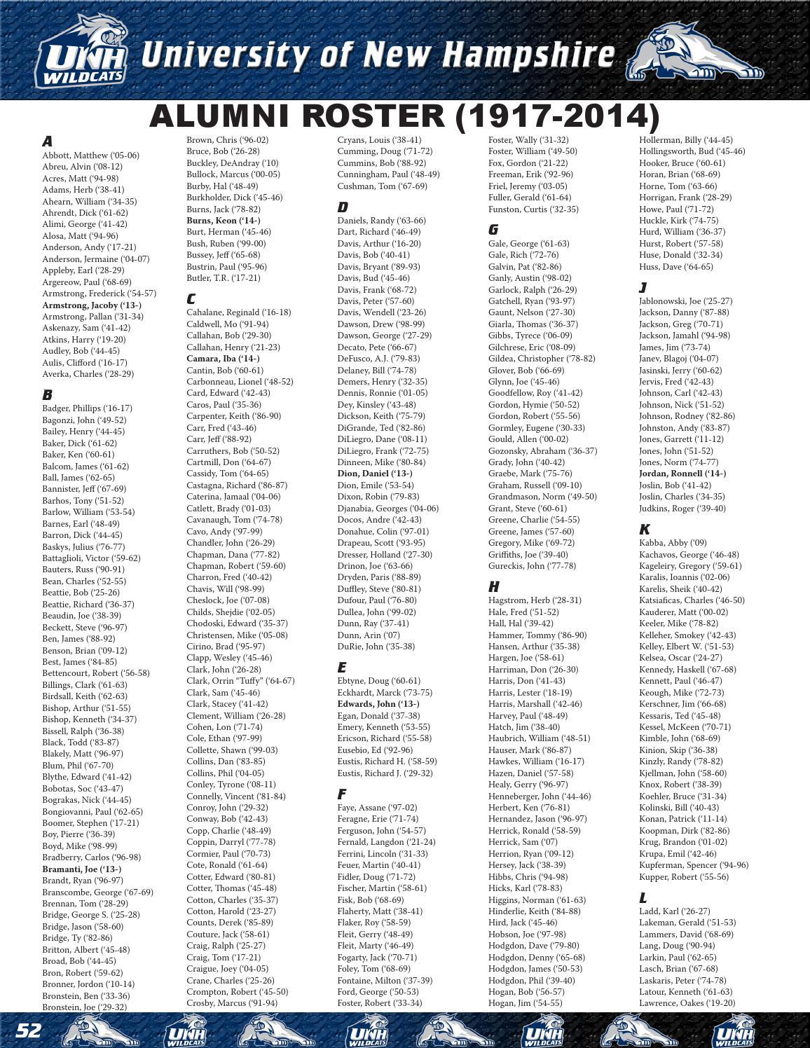 2014-15 Men's Basketball Media Guide