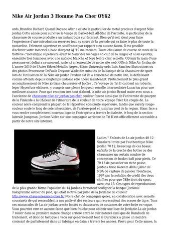 order wide range get cheap Nike Air Jordan 3 Homme Pas Cher OY62 by utopianjurist5750 - issuu