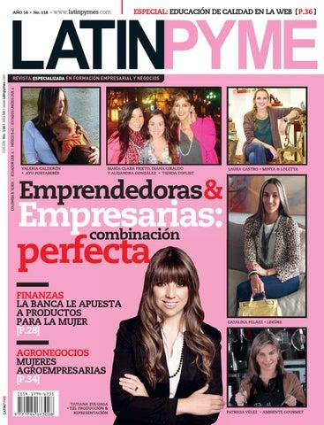 Edición Latinpyme No. 118