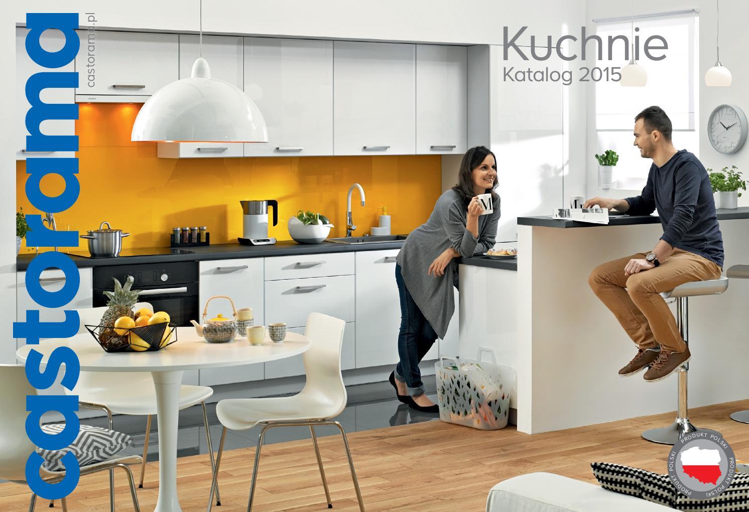 Castorama Katalog Kuchnie 2015 By Finmarket Issuu