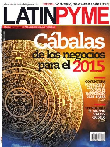 Edición Latinpyme No. 116