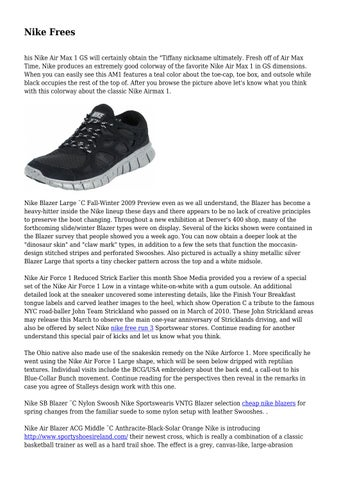 Nike Frees by exclusiveadult110 issuu