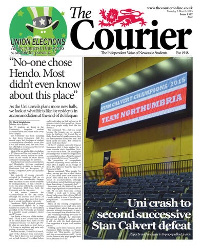 Courier 1307 by The Courier Online - issuu