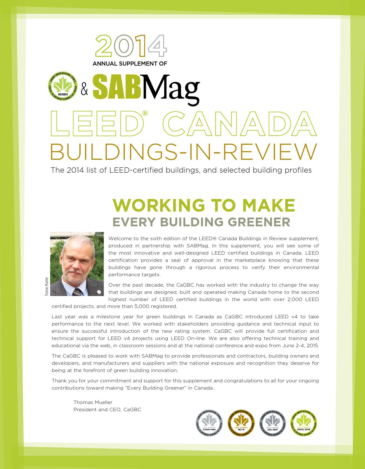 Digital Leed Review By Sab Magazine Issuu