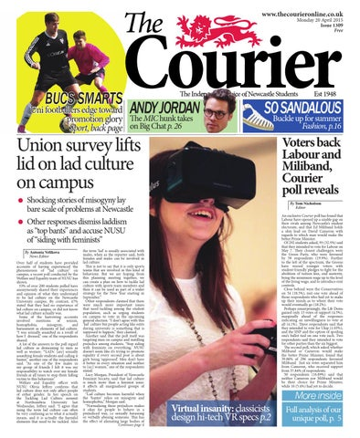 9fe8102fa9a Courier 1309 by The Courier Online - issuu