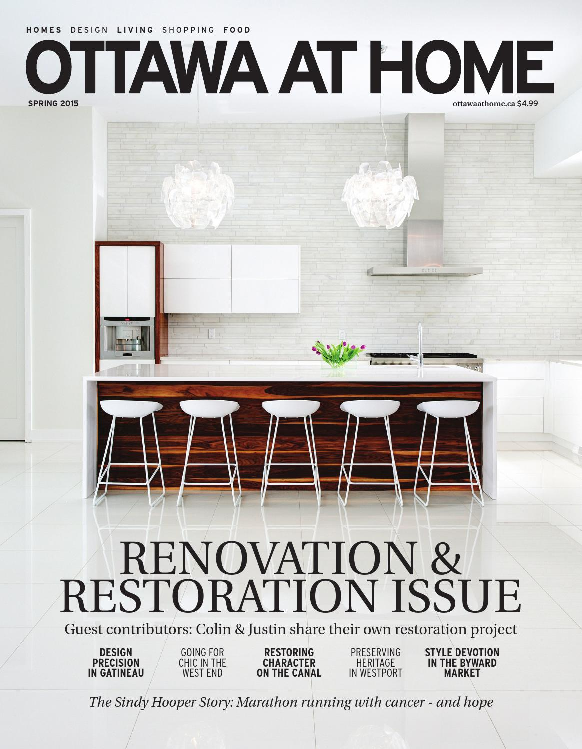 Ottawa At Home Spring 2015 by Great River Media inc. - issuu