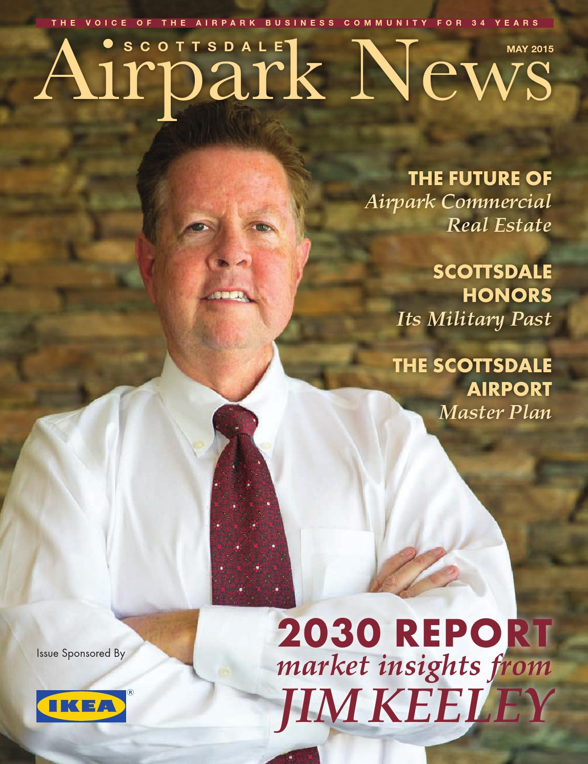 Scottsdale Airpark News - May 2015 by Times Media Group - issuu