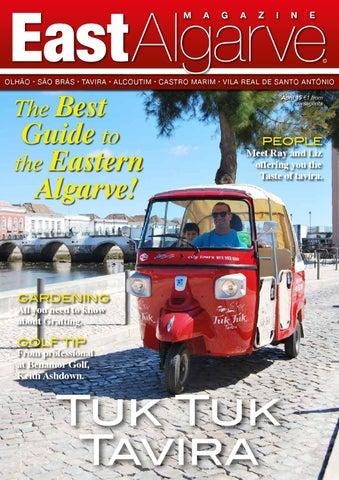 3c9f6f64f089b April15 East Algarve Magazine by Richard Bassett - issuu