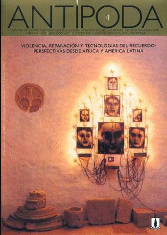Antpoda Revista De Antropologa Y Arqueologa No 4 By