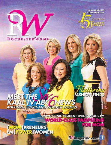 Rwm May 2013 Issue By Rochester Woman Magazine Issuu