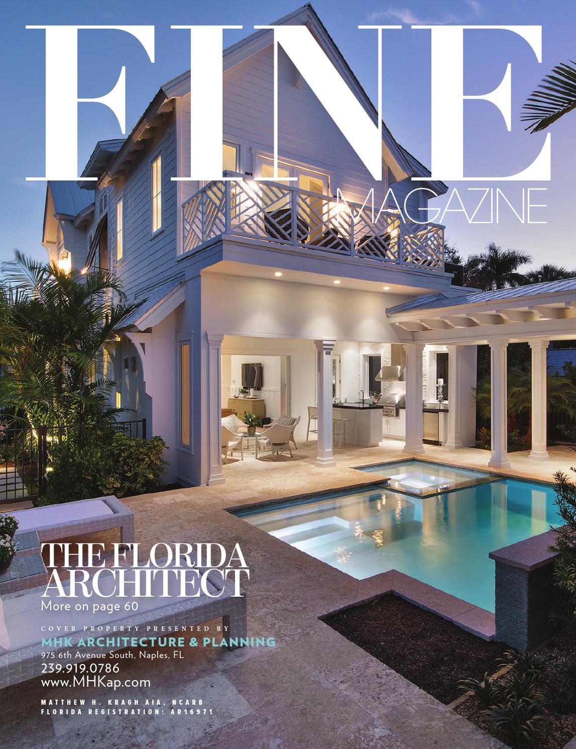 FINE Magazine April 15 by FINE Magazine Naples FL issuu