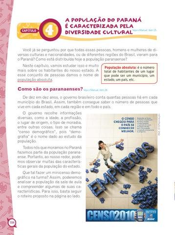 Pequenos Exploradores Paraná - Geografia by Editora Positivo - issuu ebef56fb00d
