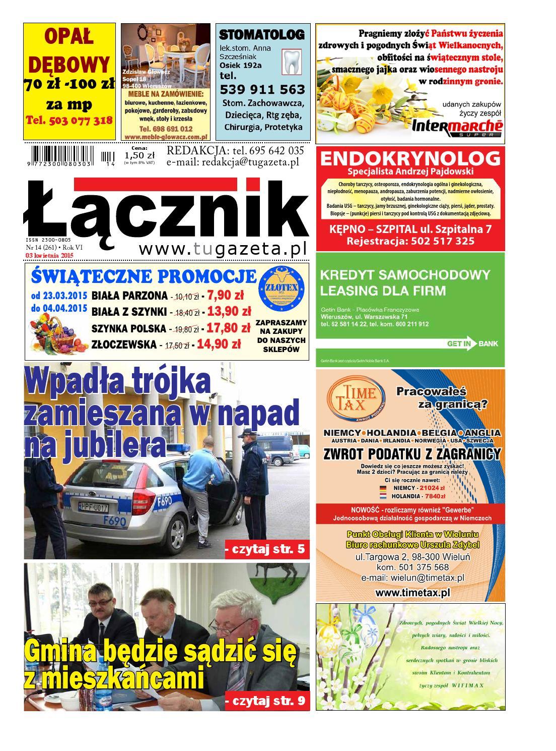 98c366133c7e6 Lacznik nr261 by tugazeta tugazeta - issuu