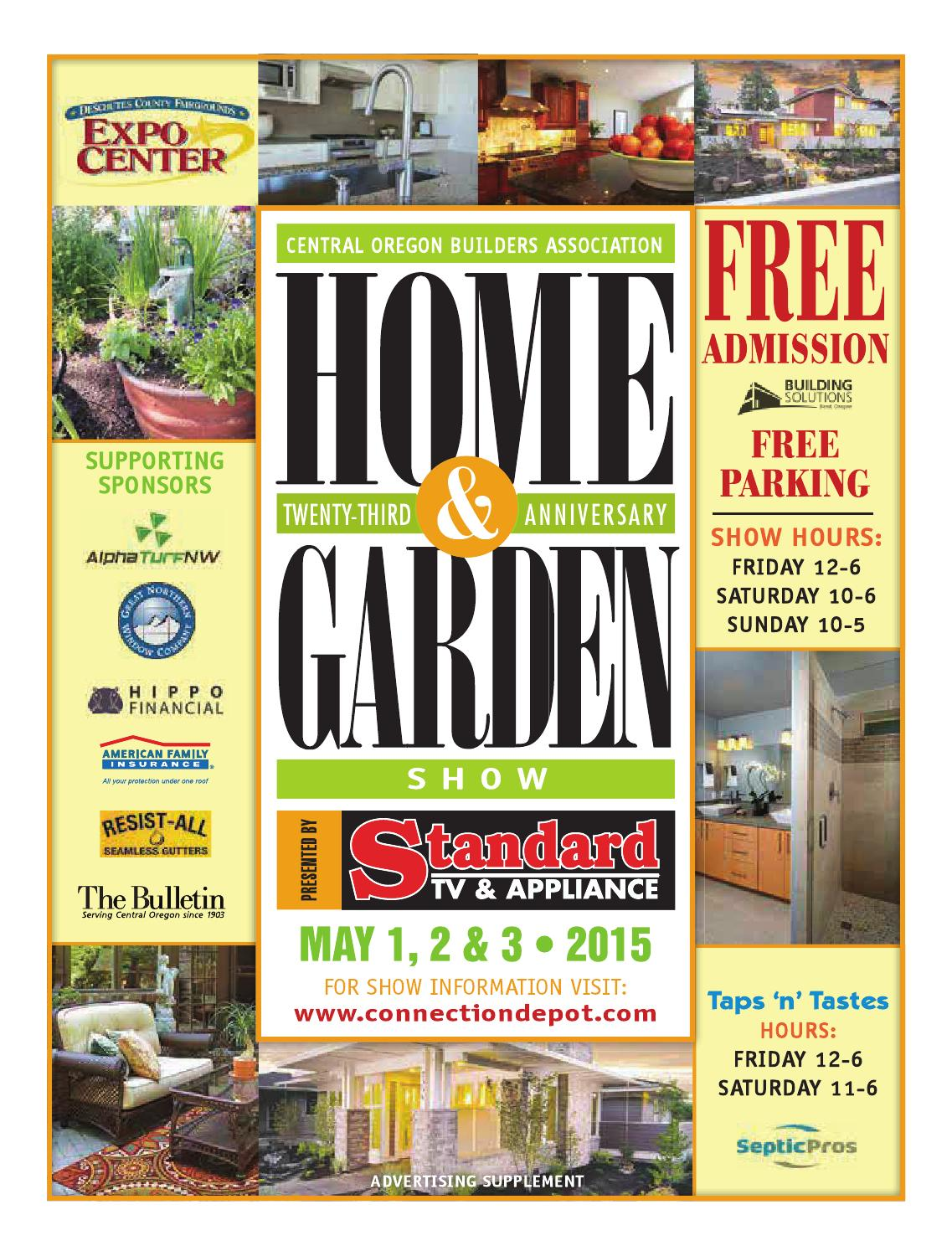 Coba Home Garden Show 2015 By Western Communications