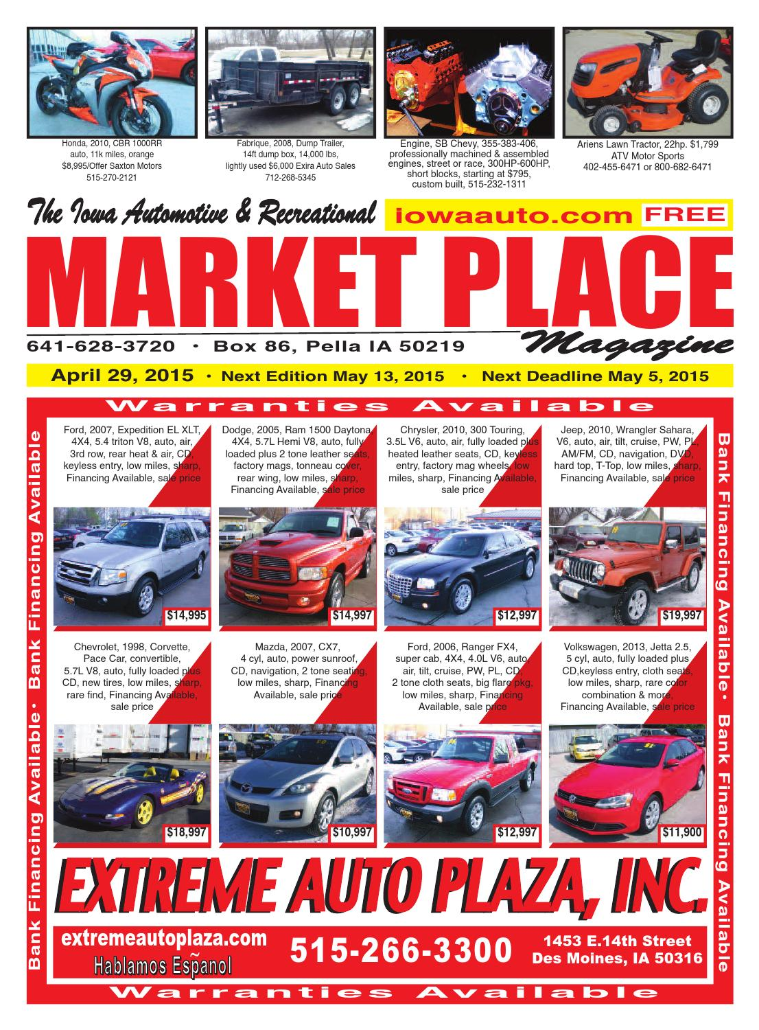 Marketplace Magazine 4 29 2015 By Issuu 2008 Infiniti Fx35 Oem Remote Start With Smartphone Control Free